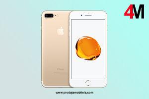 Apple iPhone 7+ 128GB Gold