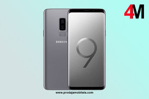 Samsung G965F-DS Galaxy S9 Plus 64GB Gray