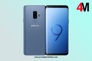 Samsung G965F-DS Galaxy S9 Plus 64GB Coral Blue