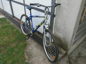 Biciklo jako dobro ocuvano