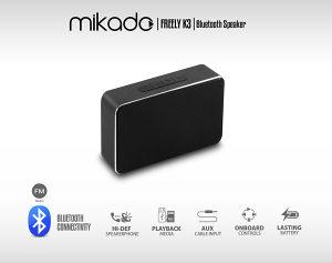 Mikado Bluetooth 4.1V Zvučnik FREELY K3 5W TF   FM