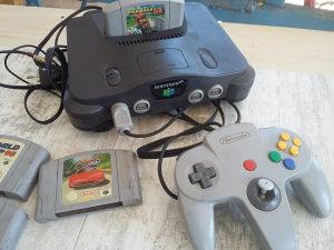 NES, 64, Super - Nitendo