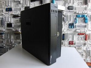 Server Workstation DELL T5600 Dual Xeon 64GB RAM