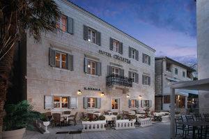 BAŠKA VODA: Hotel Croatia