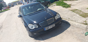 Mercedes-Benz C 270(reg.cijelu godinu)