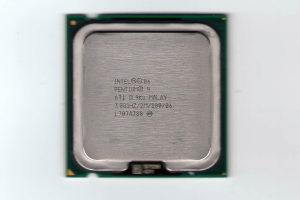 Procesor CPU Intel Pentium 4 631 3.00 GHz