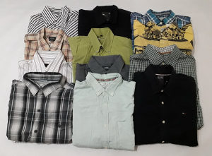 LOT Hugo Boss GANT Hilfiger kosulje M