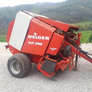 Rolo presa Weger RP 200 Master cut
