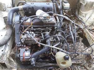 motor mjenjac dijelovi golf 2 1.6 dizel dijelove