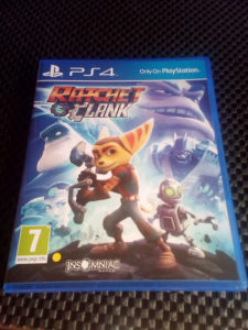 Igra za PS4 Ratchet & Clank