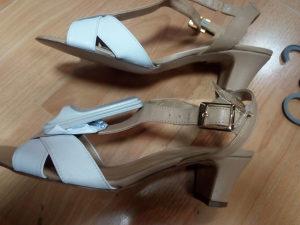 Nove ženske kožne sandale, 38 br.