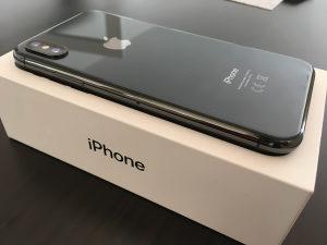 iphone x . 64gb . space gray . bez traga .