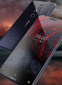 Nokia 6.1 plus crna 6/64GB. Novo!