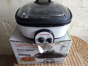 Multicooker lupomarshall pekač