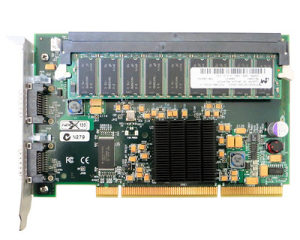HP AB286-69001 2-Port PCI-X 4X Infiniband Adapter