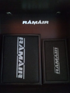 Ram Air sportski panelni filter TDI VW panel tuning K&N