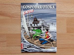 ZAGOR-LUDENS-BR 270-GOSPODAR OTOKA-NOV