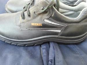 Radne cipele-iz njemacke--koza br 47-31CM GAZISTE