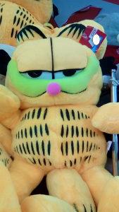 Garfield plišani