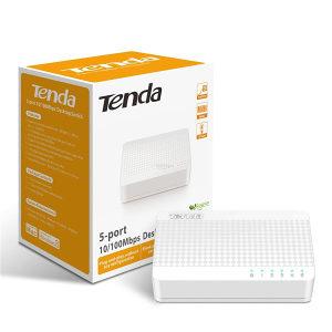 Tenda 5-Port 10/100 Fast Ethernet Switch