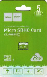 8GB Micro SD kartica HOCO