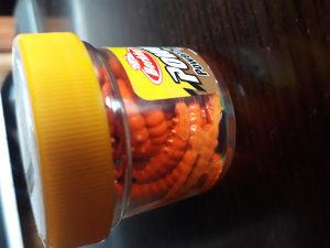 Honey worm orange