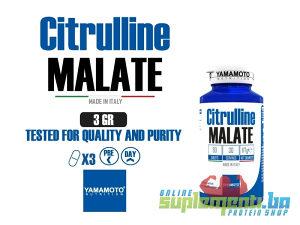 YAMAMOTO Citrulline MALATE 90 Kapsula