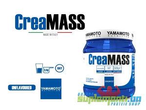 YAMAMOTO CreaMASS kreatin  500g