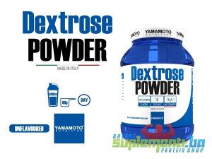 YAMAMOTO Dextrose POWDER dekstroza 1 Kg