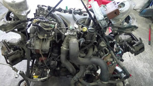 Peugeot 407 motor