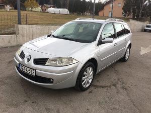 Renault Megane 1.5 dci 78kw 2007 god. Facelift