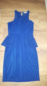Plava haljina za izlazak