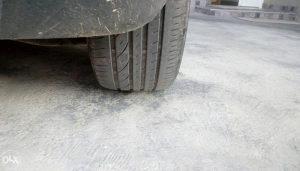 Ljetne gume 225/45-17 5.5 mm sare
