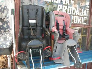 Sjedalica za biciklo