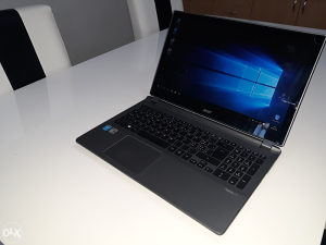 LAPTOP ACER V7 i7 ..256ssd..8gb ram 4GB GRAF.TOUCH