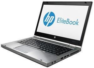 HP EliteBook 8470p i5-3340M / 250GB / 4GB