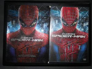 Kolekcionarski film Čudesni Spider-Man DVD