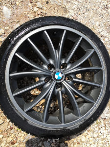 BMW felge 5x120,bez guma su