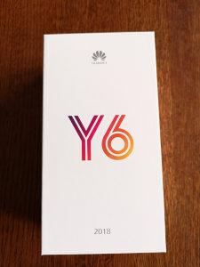 Huawei Y6 2018 SAMO 210 KM