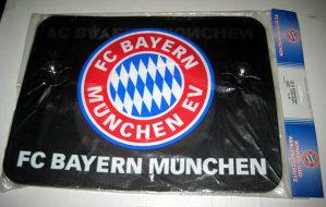 FC Bayern Munchen - Zaštita od sunca za auto