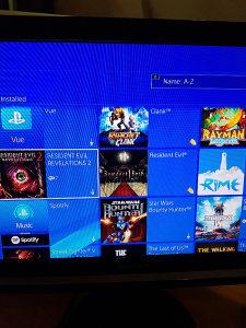 Playstation ACCOUNT sa 20 igara (PS4)