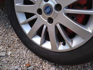 Felge 16 4 x 100 Fiat