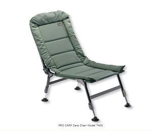 Cormoran PRO CARP Carp Chair Model 7400 (68-47400)