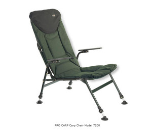Cormoran PRO CARP Carp Chair Model 7200 with armrest (68-47200)