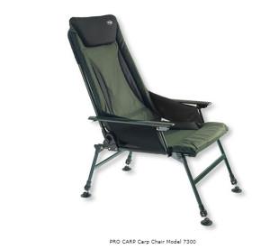 Cormoran PRO CARP Carp Chair Model 7300 with armrest (68-47300)