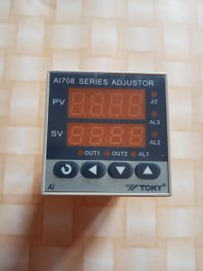 TERMOSTAT TERMOREGULATOR AI708-4-DB18