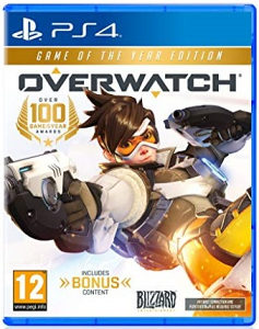 OVERWATCH- Game Of The Year Edition -PS4
