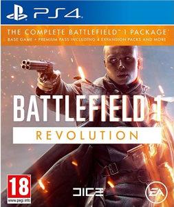 BATTLEFIELD1 Rvolution -PS4