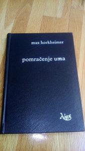 Pomračenje uma-Max Horkheimer