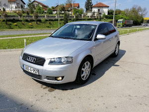 Audi A3 2.0 benzin registrovan